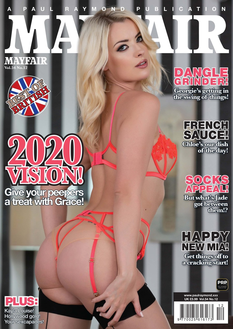 Mayfair Volume 54 Issue 12