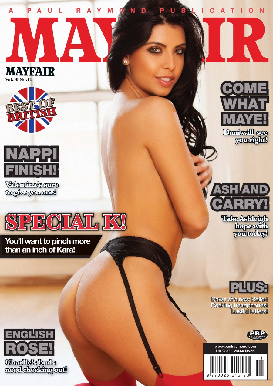 Mayfair Volume 50 Issue 11