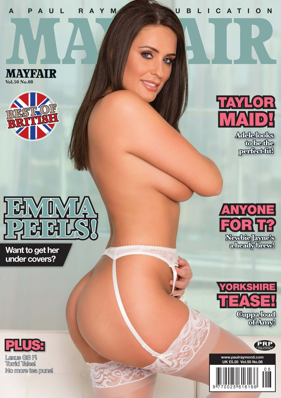 Mayfair Volume 50 Issue 8
