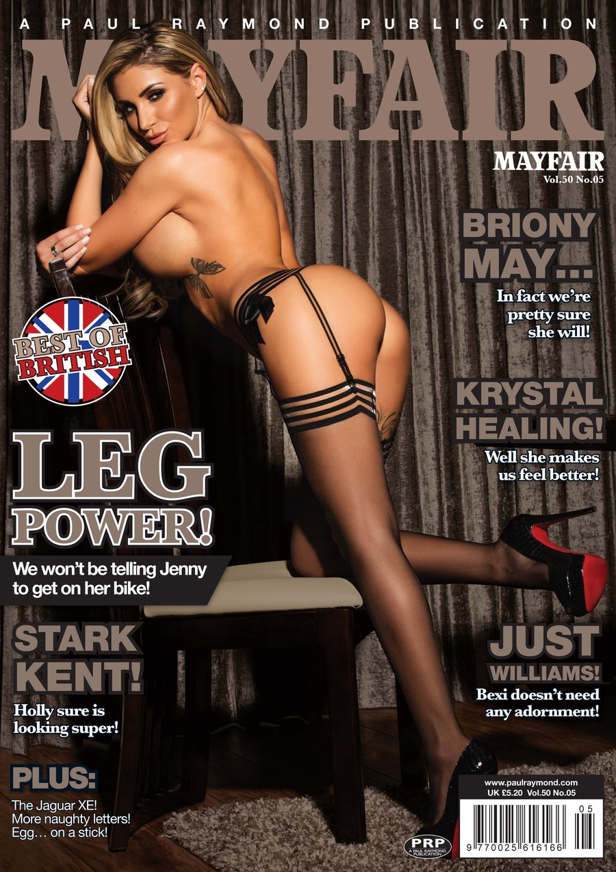 Mayfair Volume 50 Issue 5
