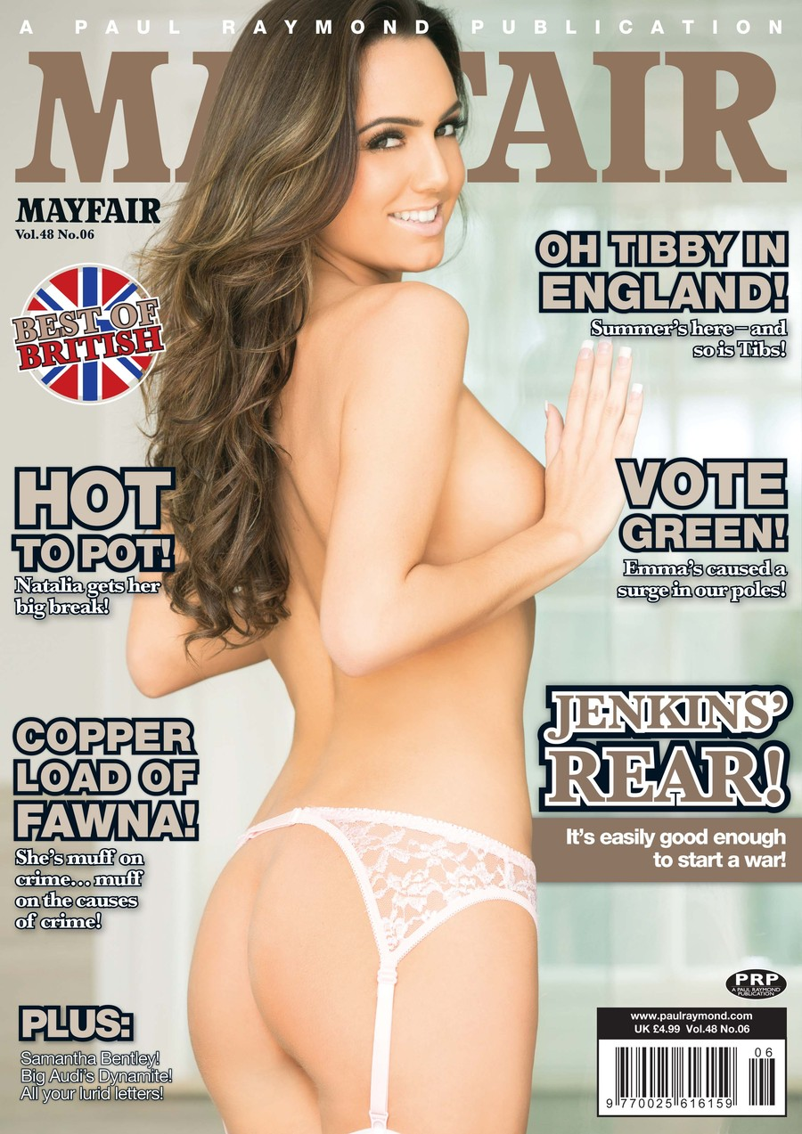 Mayfair Volume 48 Issue 6
