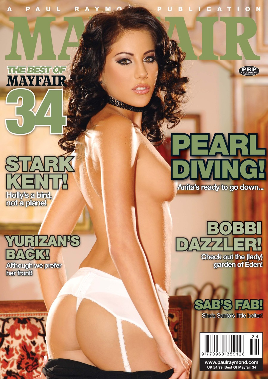 Best of Mayfair Issue 34