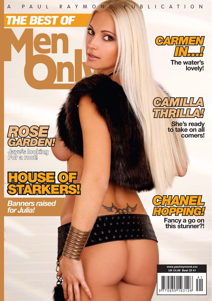 Best of Men Only Issue 41