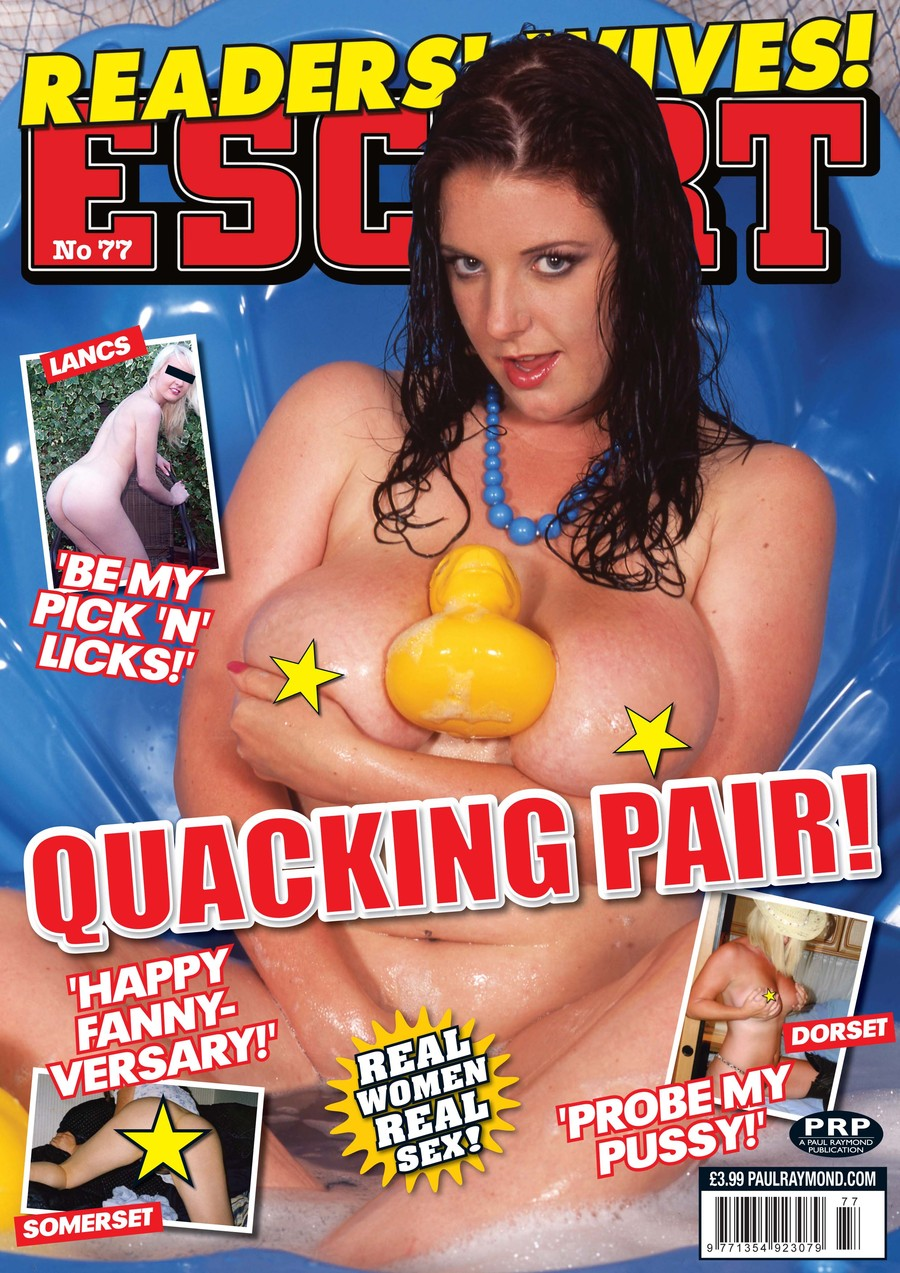 Escort Readers Wives Issue 77