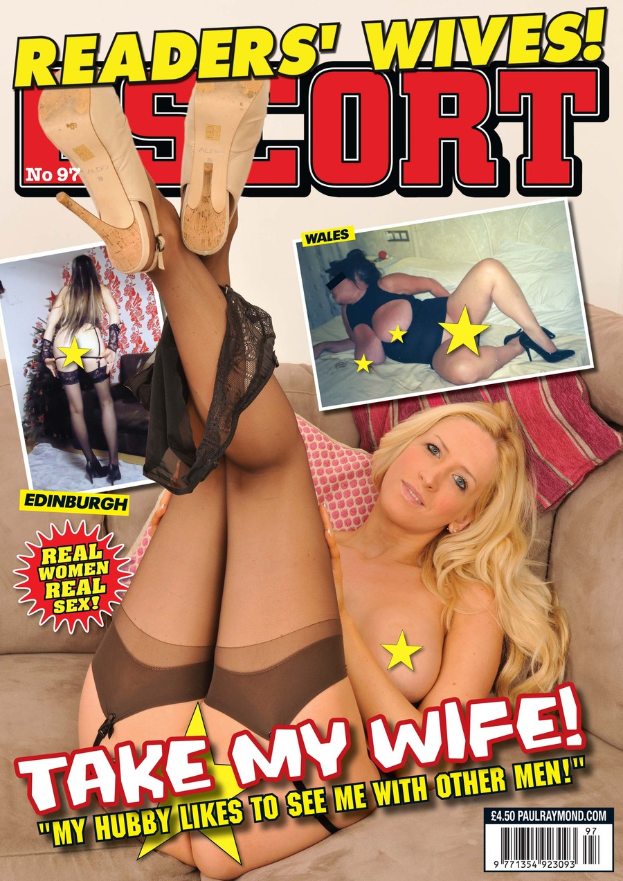 Escort Readers Wives Issue 97