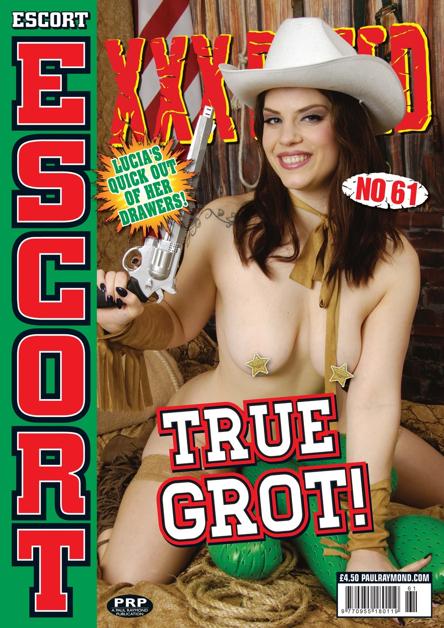 Escort XXX-Rated Issue 61