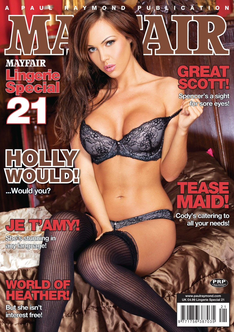 Mayfair Lingerie Special Issue 21