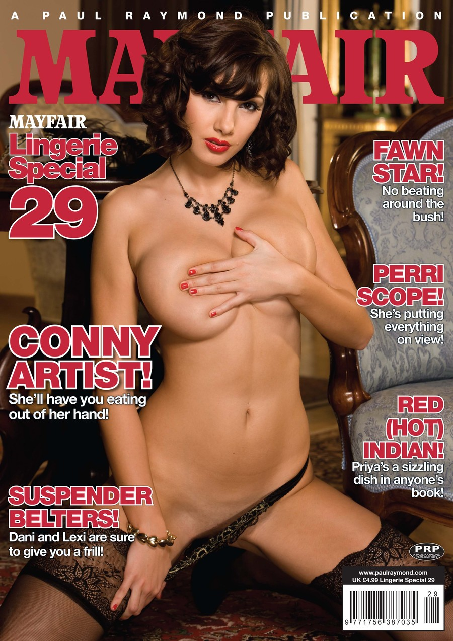 Mayfair Lingerie Special Issue 29