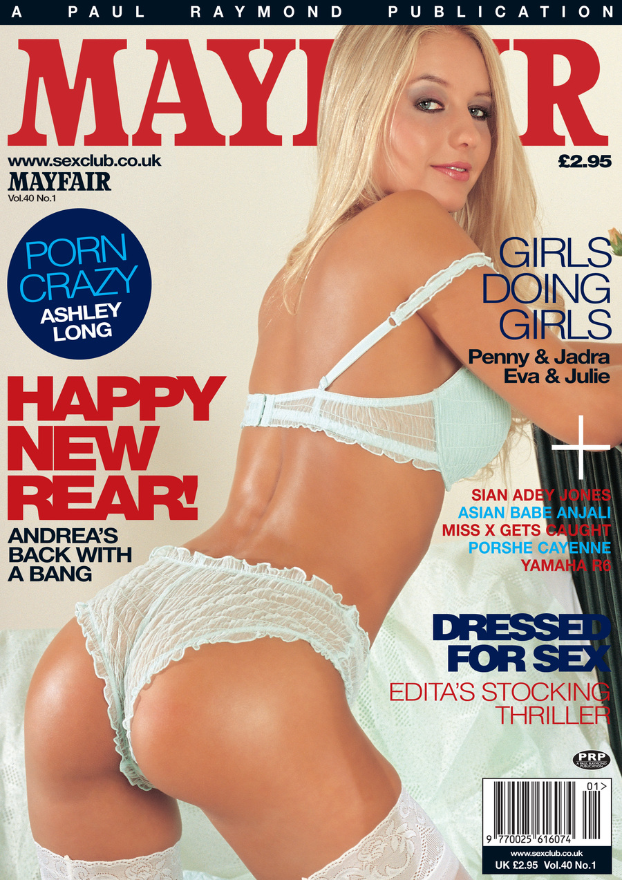 Mayfair Volume 40 Issue 1
