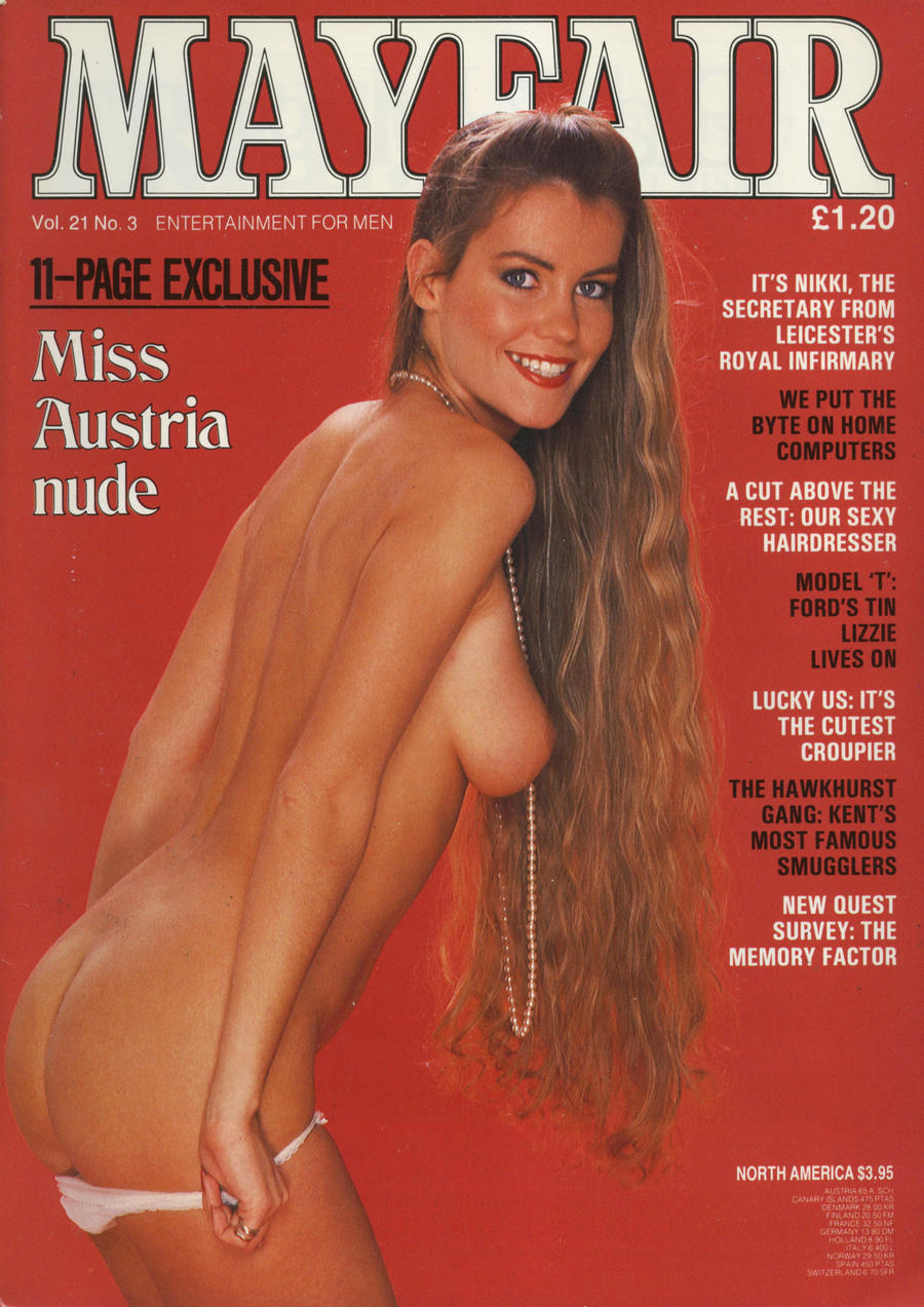 List of nude magazines #13