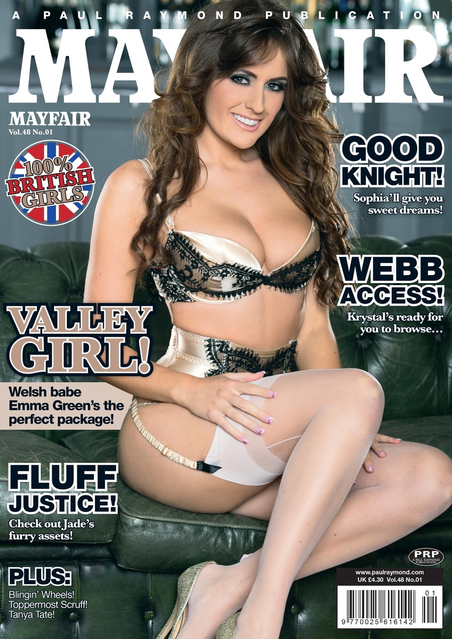 Mayfair Volume 48 Issue 1