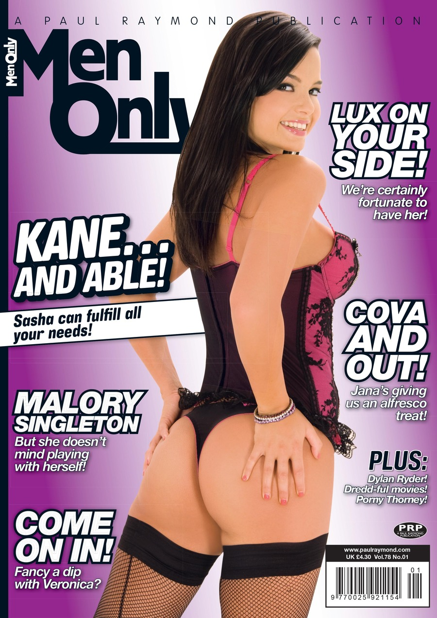 Men Only Volume 78 Issue 1