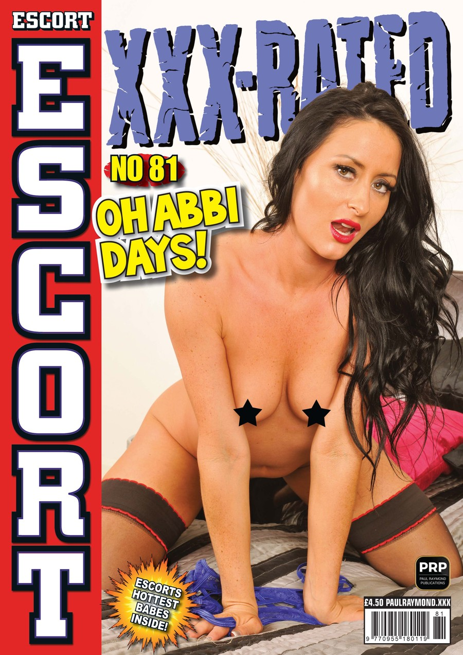 Escort XXX-Rated Issue 81