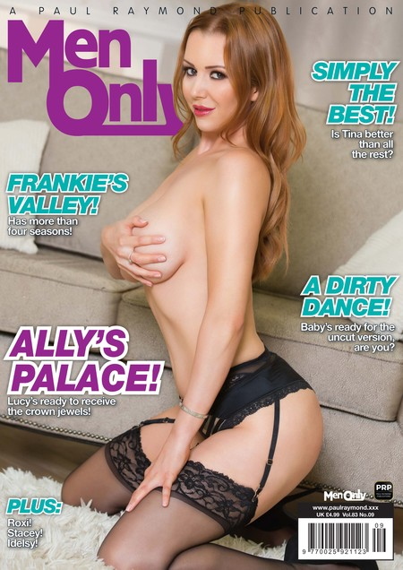 Men Only Volume 83 Issue 9
