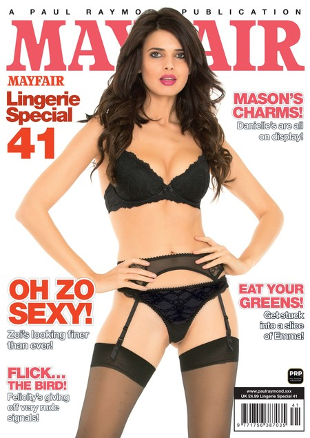 Mayfair Lingerie Special Issue 41